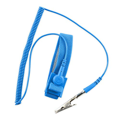 iFixit Anti-Static Wrist Strap (Adjustable up to Size XL)