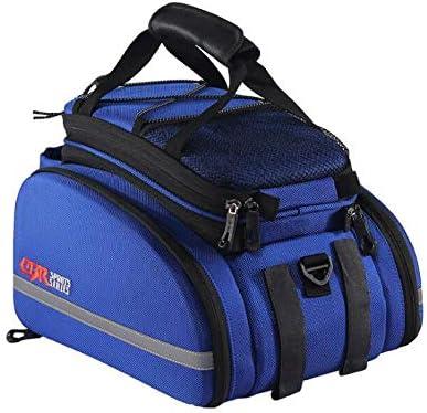 YUYAXBG Fashion Rear Bicycle Pannier Seat Award-winning store Bag Ba Trunk Free shipping anywhere in the nation Bike
