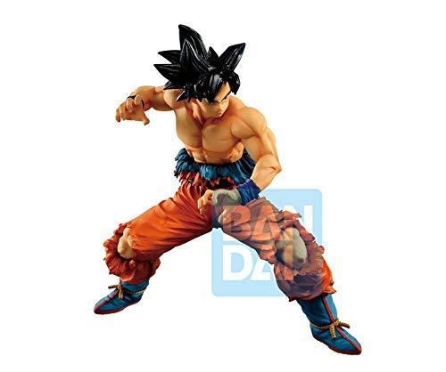Banpresto Figura de Acción Dragon Ball - Son Goku (Ultra Instinct Sign)