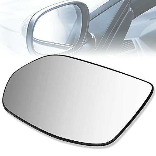 PLKDOO For 11 CR-V SE &09 CR-V EXL &07-11 CR-VEX-L CR-VEX CR-VLX,Sport Utility OE Style Driver Left Side Mirror Glass Lens 76253SXSA01