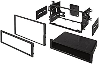 Ai HONK830 Double DIN/Single DIN Installation Dash Kit for Select 1986-Up Honda/Acura Vehicles