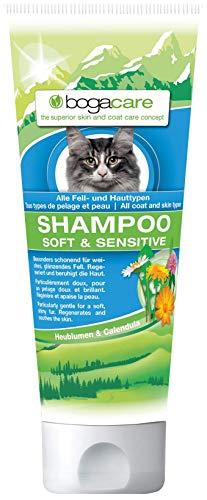 Bogacare Shampoo Soft & Sensitive Katze