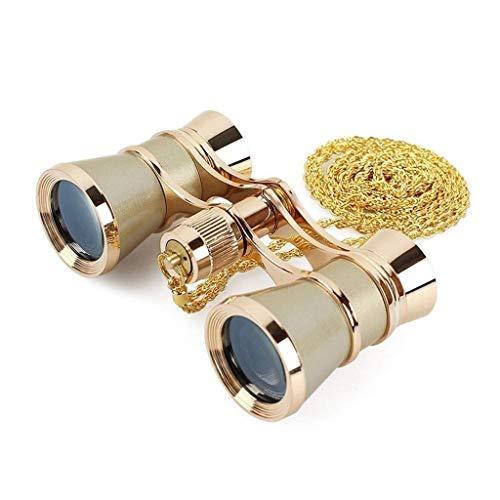 WYYHYPY Poderosos binoculares for Adultos observación de Aves Compacto con binoculares livianos Caja de Correa for Stargazing Astronomy Travel Larga Distancia con Zoom telescopios celestron