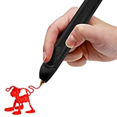 [ALL NEW DUAL DRIVE TECHNOLOGY] The world's first in a 3D printing device. Featuring improved power, durability, and reliability for a superior doodling experience. [THE 3DOODLER APP] Get an interactive experience! The app is packed with dedicated ea...