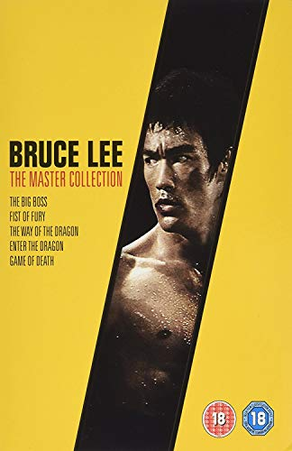 Bruce Lee - The Master Collection [DVD]