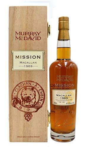 Rarität: Macallan 1969 Murray McDavid 36 Jahre 0,7l Single Malt Whisky