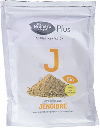 El Granero Integral JENGIBRE POLVO BIO 150 gr