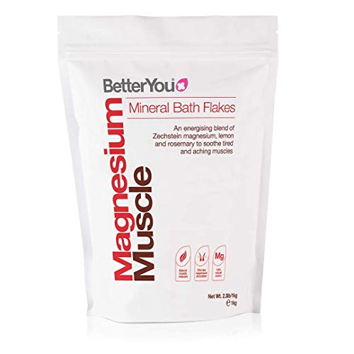 BetterYou Magnesium Flakes Muscle, 1 kg