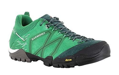 GARMONT STICKY STONE Trekkingschuhe grn / blau grau Freizeit Outdoor-Stiefel
