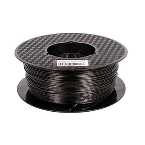 Gereedschap Onderdelen - Koolstofvezel 3D afdrukken 1.75mm 3.0 Geleidende Printer Zwart Premium Filament - Organizer Storage Tool Onderdelen Lade Winkelwagen Direct Gereedschap Onderdelen Koolstofdraad Garen Scanner Gordijn Fila