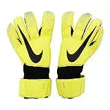 Nike Grip3 Goalkeeper Soccer Gloves (8, Volt)