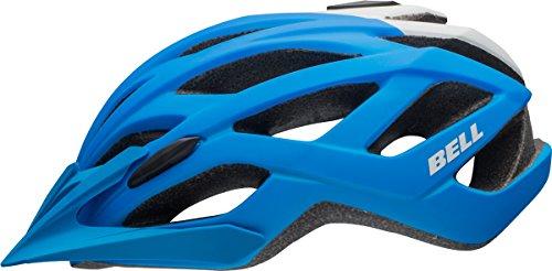 BELL Sequence MTB Fahrrad Helm blau/weiß 2017: Größe: M (55-59cm)