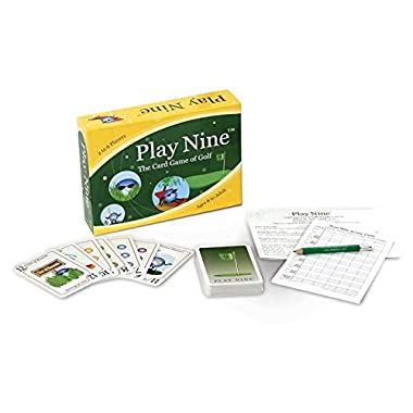 Pro Active Sports Play Nine Card Game
