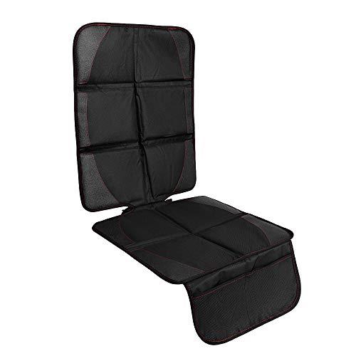 Autositzauflage zum Schutz Autositze Kindersitzunterlage ISOFIX geeignete für Autositzschoner Schutzunterlage wasserabweisend MEHRWEG