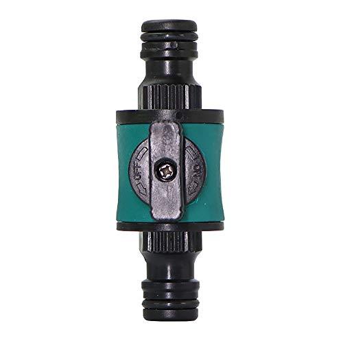 Gartenschlauch-Regulierventil Absperrventil Home Garden Wasserhahn-Adapter kunststoff