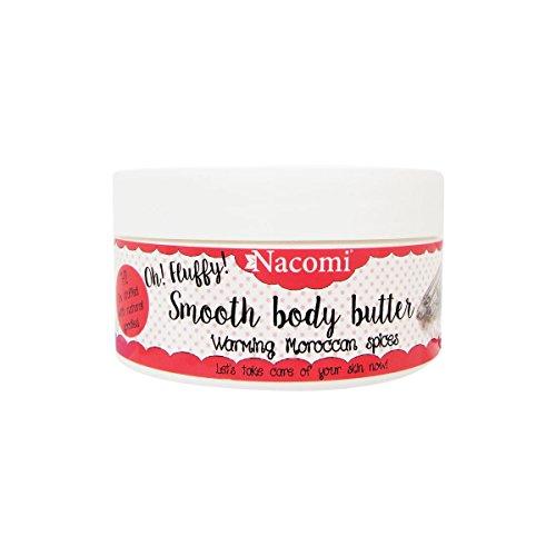 Nacomi Smooth Body Butter Warming Marokkaanse Kruiden 100g