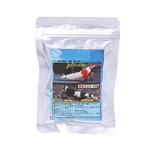 Landum Snow Natto Garnelen- und Schneckenfutter für Aquarium, 40 g