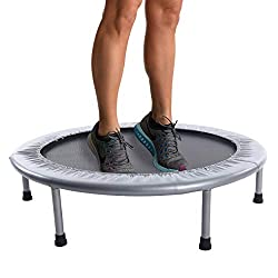 commercial Durable Folding Trampoline 36inch   Quiet and Safe Rebound Access to Free Online Training… crane trampoline