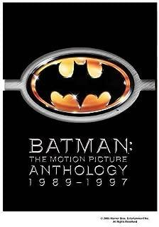 BATMAN-MOTION PICTURE ANTHOLOGY 1989-97 SPECIAL ED (DVD/8 DISC) BATMAN-MOTION PICTURE ANTHOLOGY 198