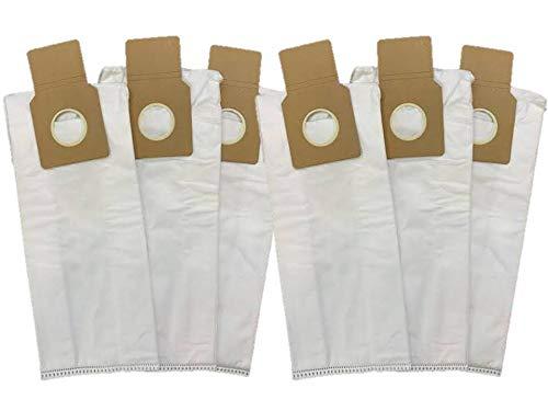 Replacement Bags for Kenmore Upright Vacuum 5068 50688 50690 Type U O 50688 Hepa Bags (6 Pack)