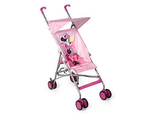 lulabi 8128300 Poussette à parapluie Disney Minnie ameublement Chambre et accessoires bébé