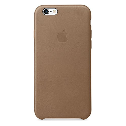 Apple Cell Phone Case for iPhone 6 Plus & 6s Plus - Retail Packaging - Brown