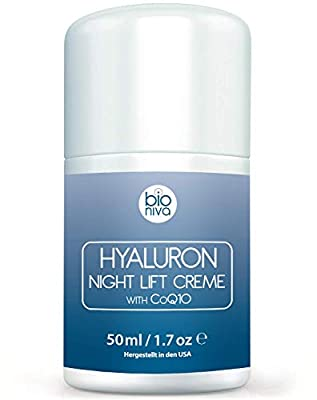 Hyaluron Face Lift Night