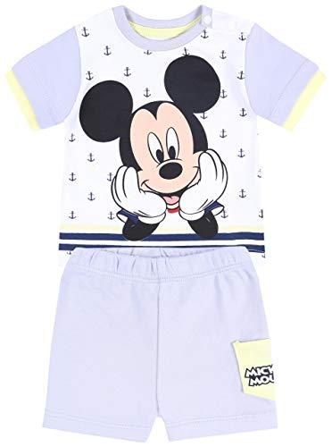 para beb/é ni/ña Multicolor Rosa Blanca 92 cm//23 Meses Body Minnie Disney
