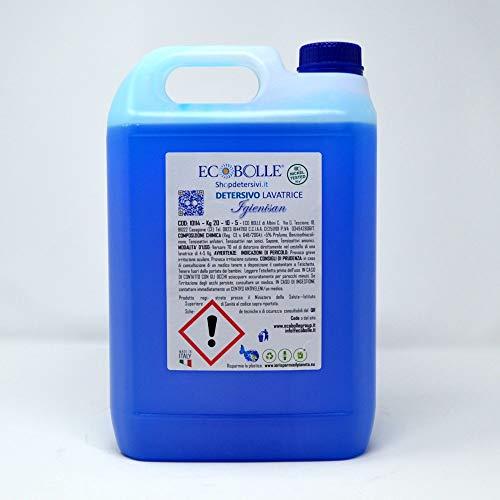 ECOBOLLE Igienizzante - Detersivo Per Lavatrice (20KG)