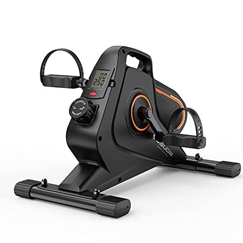 YOSUDA Under Desk Bike Pedal Exerciser - Magnetic Mini...