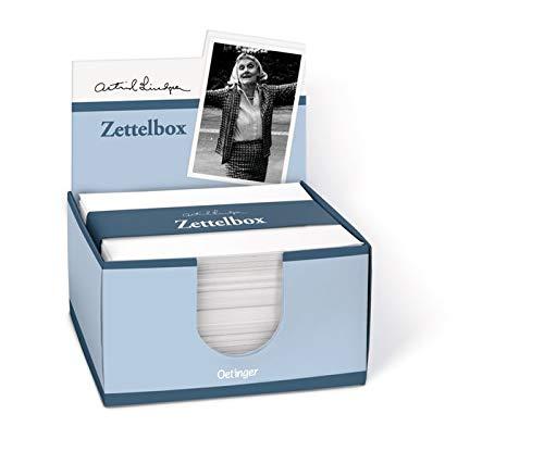 Astrid Lindgren Zettelbox (Astrid Lindgren-Kollektion)