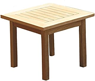 Royal Teak Collection Miami 20 Square Side Table