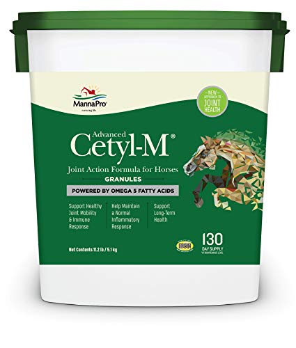 Advanced Cetyl M Joint Action Formula for Horses 11.2LB