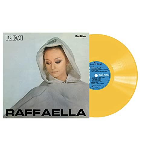 Raffaella - Colorato Yellow