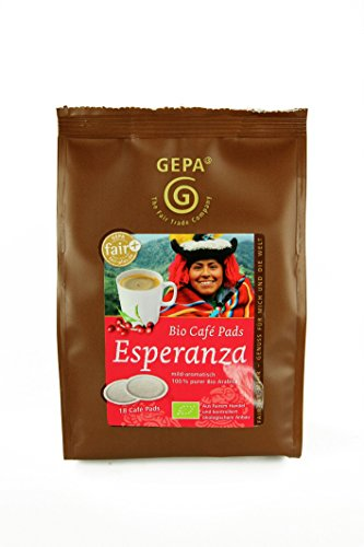 Gepa Bio Esperanza Pads, 6er Pack (6 x 126 g)