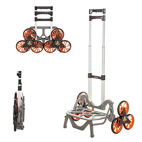 UpCart Deluxe All-Terrain Stair Climbing Folding Cart