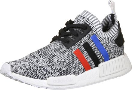 adidas NMD R1 PK Schuhe white/red/black - 7