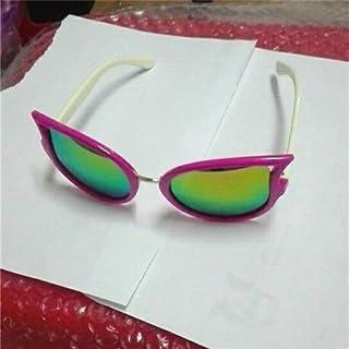 DEALBUHK - DEALBUHK 2020 Muchachas Libres del envío de los niños del Gato Gafas de Sol de los Ojos del niño del bebé Infantil Gafas de Sol UV400 de Las Lentes de Goma Flexible de Gafas diseño de Moda