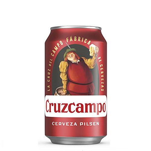 Cruzcampo Cerveza Lata - 330 ml