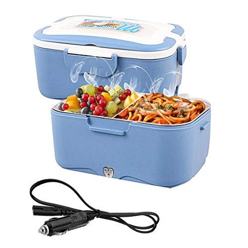 AUTOPkio Boîte à Lunch électrique de Camion, Lunchbox Electric 24V 35W Food Warmer Lunch Box for...