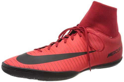 Nike Herren Mercurial X Victory VI DF IC 903613 616 Fußballschuhe, Rot (Universität), 45 EU
