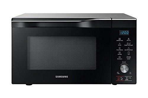 Samsung mc32 K7085kt plan de travail micro-ondes combiné 32L 1400 W Noir, Acier inoxydable – Four à micro-ondes