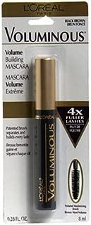 L'Oreal Voluminous Original Mascara, Black Brown [315], 0.28 oz