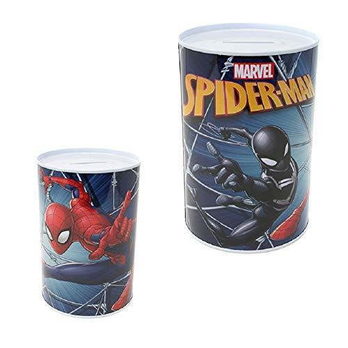Templar Spiderman - Hucha, diseño de Spiderman