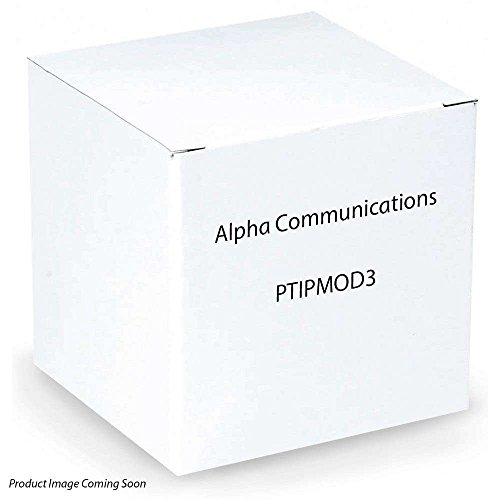 Review Of Alpha Communications PTIPMOD3