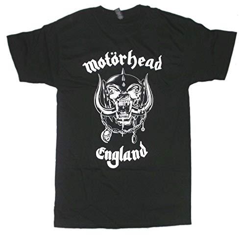 Official Mens Black XL Motorhead Men/'s Tee Mustard Pig x-large