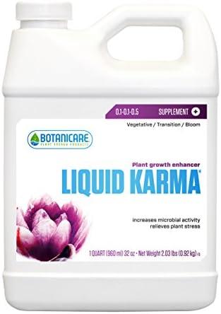 Botanicare 732280 Liquid Karma Plant Nutrient, 1-Gallon