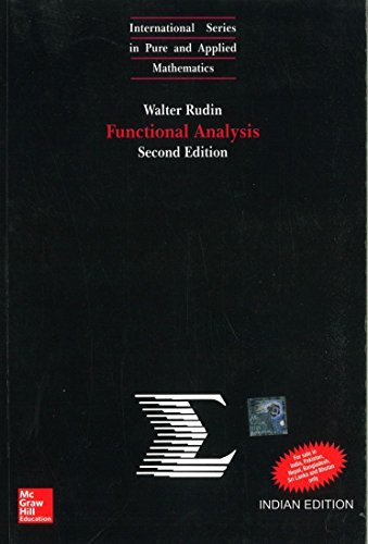 Compare Textbook Prices for Functional Analysis 2nd Edition ISBN 9780070619883 by RUDIN