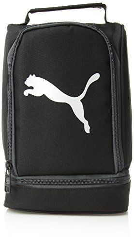PUMA Big Boy's PUMA Evercat Stacker 2.0 Lunch Box Accessory, black/silver, OS