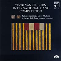 10th Van Cliburn Competitio